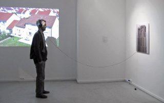 ECHELON - C. print sous Diasec - Système sonore - enregistrements téléphoniques - 60cm x 82cm - François Ronsiaux