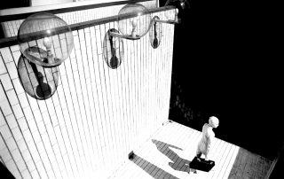 François Ronsiaux, Invisible Unit 01, 28ème parallèle, Tirage C-print.