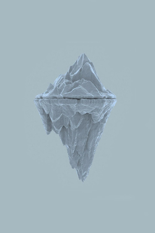 ICE CLOCK 01 - François Ronsiaux