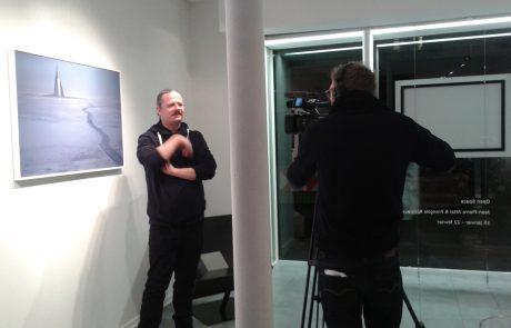 Exposition Open Space - Galerie Waltman - Paris - 2015