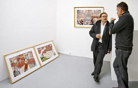 Nos Déserts - Mois de la photographie - Galerie Plateforme - Paris - 2014