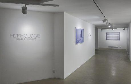 Hyphologie - Galerie Sanatorium - Istanbul - Turquie - 2013