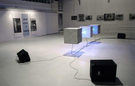 The Last Factory - Galerie Nikki Diana Maquardt - Paris - 2003