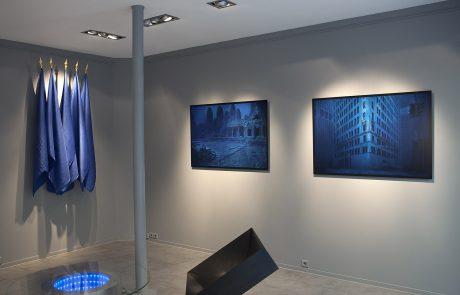UNITED LAND - Galerie Olivier Waltman - 2012