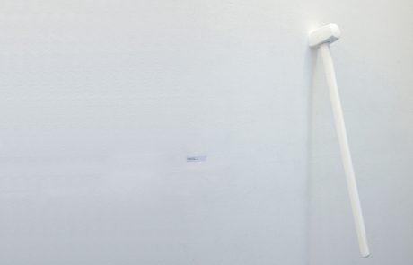 Absorbtion de masse Exposition Point d'impact - Galerie Plateforme - Paris - 2011