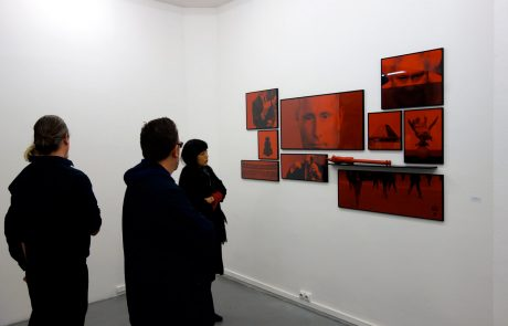 Posture - Exposition SI VIS PACEM, PARA BELLUM - Galerie Plateforme - Paris - 2015